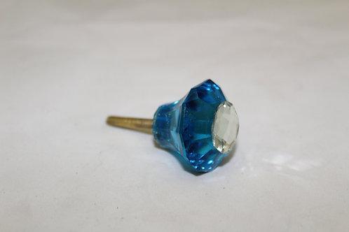 Blue Mirror Cabinet Knob - C19