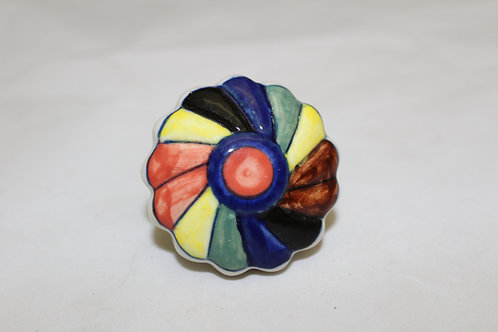 Coloured Cabinet Knob