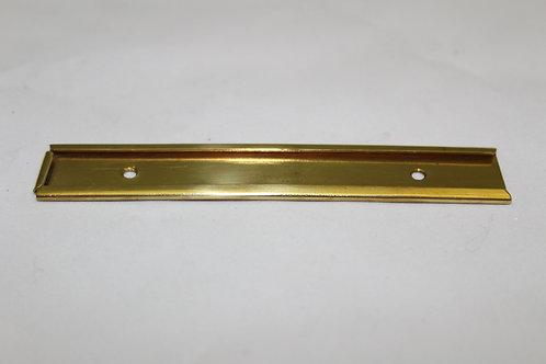 Brass cardholder - E19