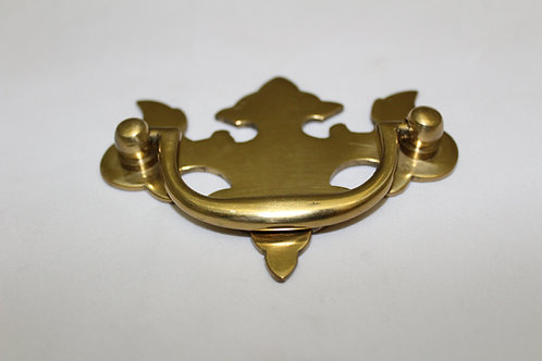 Brass Cabinet Pull - D6