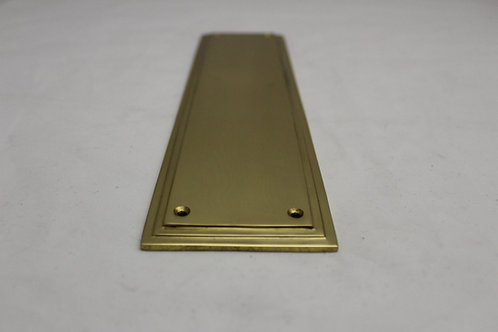 Victorian finger plate - K24