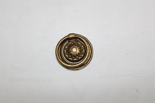 Brass Cabinet Drop Pull - B3