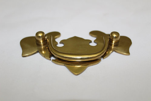 Brass Cabinet Pull - D1