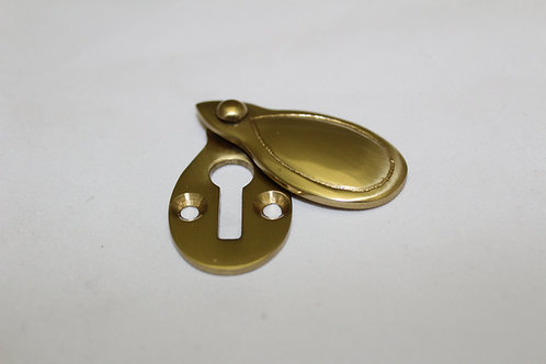 Brass Key Hole - D26