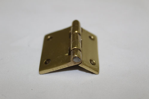 Brass hinge - E6