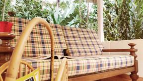 Veranda sofa