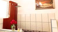 THe Birds Room shower