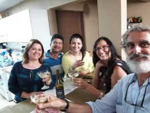Costa Rican friends