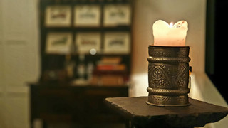 Indian candlestick