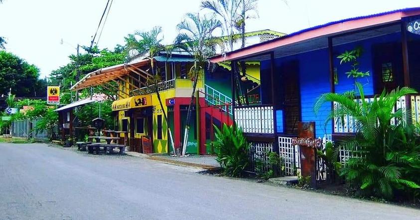 Downtown Puerto Viejo