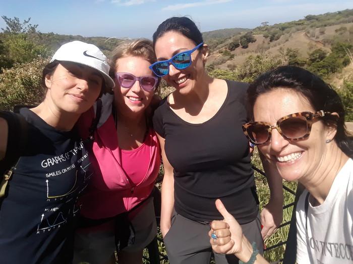 Giusy, Cate, Brigida and Celina