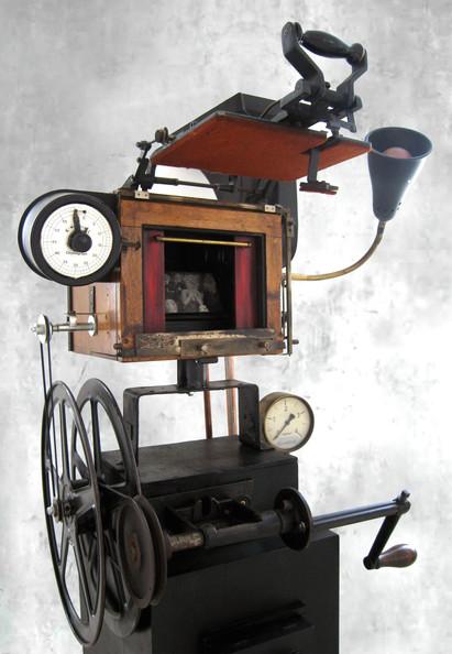 Die Egoankurbelmaschine