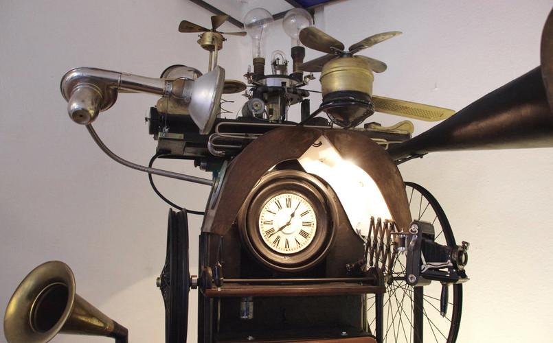 Die Zeitmaschine