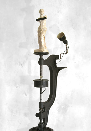 Moving Sculpture zensiert