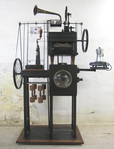 Die Morgengymnastikmaschine