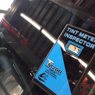 車検対応 透明断熱フィルム