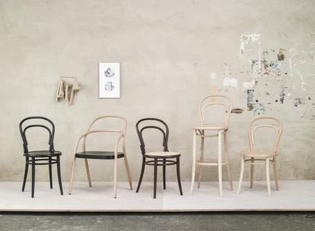 Iconos del diseño: Silla Thonet