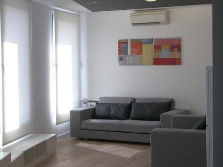 Antes y Después | Apartamento en la Vila Olímpica de Barcelona