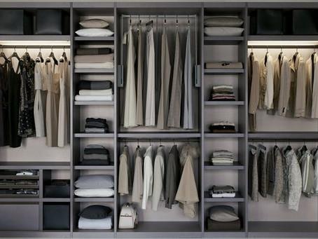 5 consejos para organizar tu armario