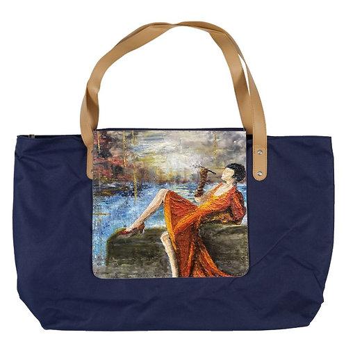 Einkaufstasche / Strandtasche