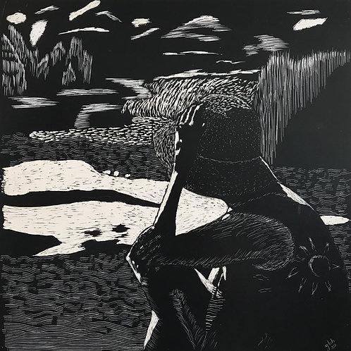 Am Wasser (Gion Battesta Huonder)
