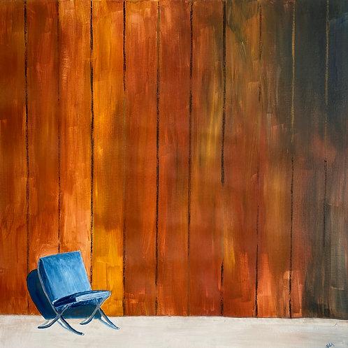 Leerer Stuhl (Gion Battesta Huonder)