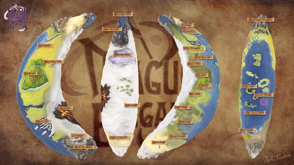 Magus Elgar Map Hearth