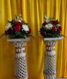 Aisle Way Fresh Floral Arrangement