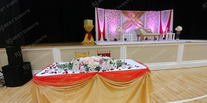 Sweet Heart Table decor  #bridalbouquet #bridesmaidbouquet #Babyshower #balloondecorator #balloons #weddingbackdrop #weddingdecorator #eventdecorator #weddingplanner #partyplanner #weddingdj #lighting #eventplanner #uniquedecoration #trendydecoration #balloonarch
