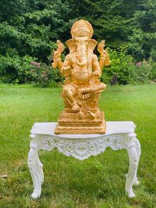 Ganesh Table Decor