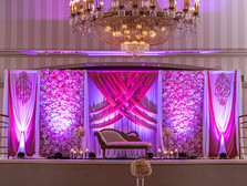 Reception Backdrop  #bridalbouquet #bridesmaidbouquet #Babyshower #balloondecorator #balloons #weddingbackdrop #weddingdecorator #eventdecorator #weddingplanner #partyplanner #weddingdj #lighting #eventplanner #uniquedecoration #trendydecoration #balloonarch