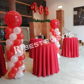Balloon columns  #bridalbouquet #bridesmaidbouquet #Babyshower #balloondecorator #balloons #weddingbackdrop #weddingdecorator #eventdecorator #weddingplanner #partyplanner #weddingdj #lighting #eventplanner #uniquedecoration #trendydecoration #balloonarch #ballooncolumn