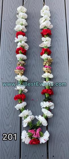 Fresh Floral Wedding Garland