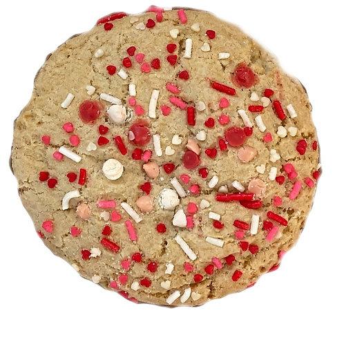 Love Sprinkles Cookie