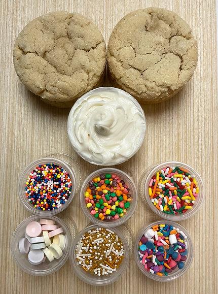 DIY Sugar Cookie Kit