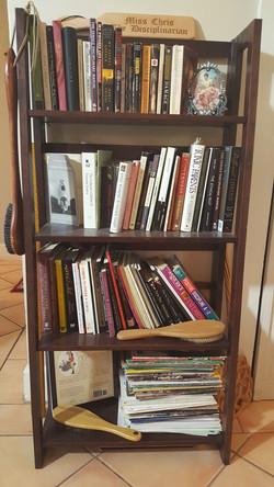 Vintage Room Bookcase
