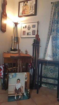 Vintage Room School Corner
