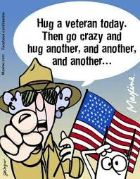 To all the veterans