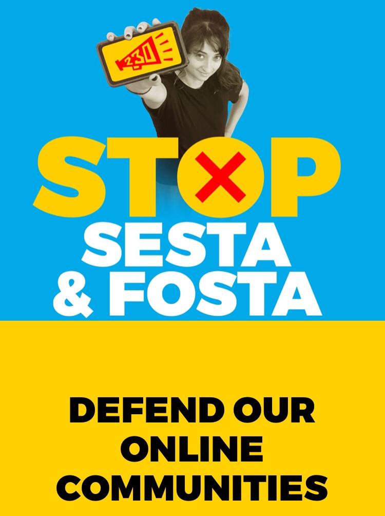 Stop SESTA & FOSTA