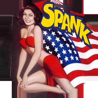 Happy Memorial Day Spank
