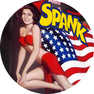 Happy Memorial Day Spank