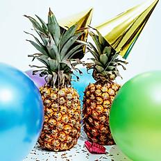 Pineapple Slush 16oz