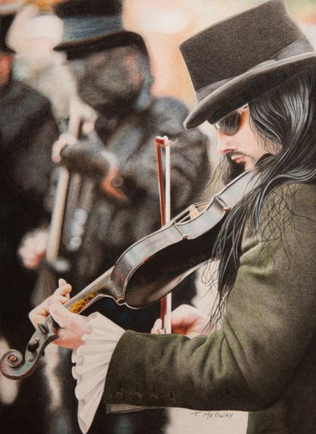 Victorian Musician