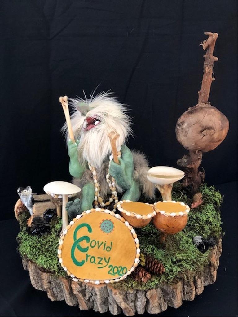 Covid Drummer Troll