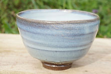 Wood-Fired Celadon Tea Bowl