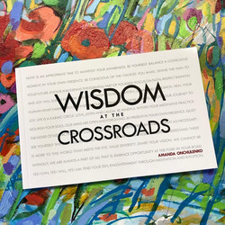 """My book, """"Wisdom at the Crossroads,"""" will be available during the WAVE"""