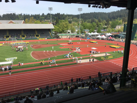 2018 Twilight Meet, Hayward Field
