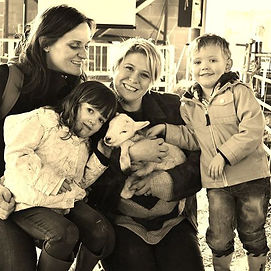 Our beautiful little family and Terry th