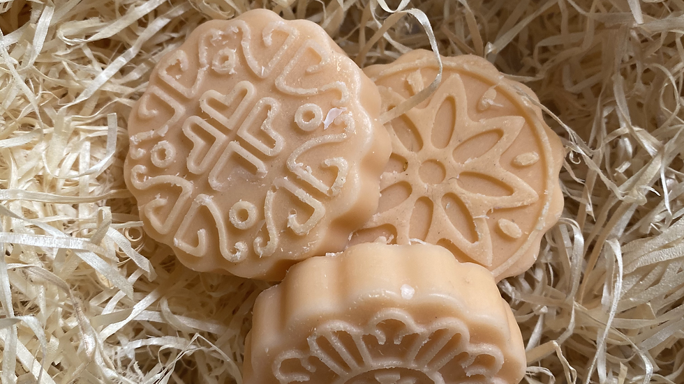 Citrus Rush conditioner bar - Lemon, Grapefruit & Orange