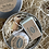Thumbnail: Travel tin of mini soap, shampoo and conditioner.